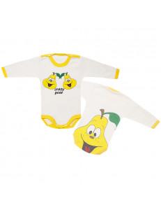 Боди для малышей с грушами